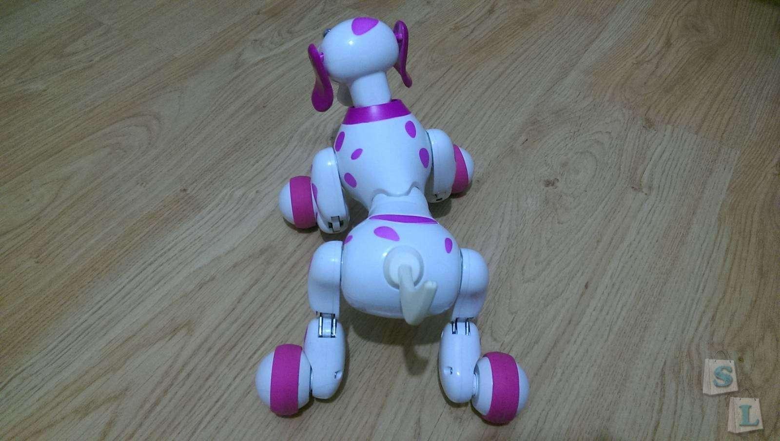 GearBest: Роза, умная собачка-робот (Smart Dog)