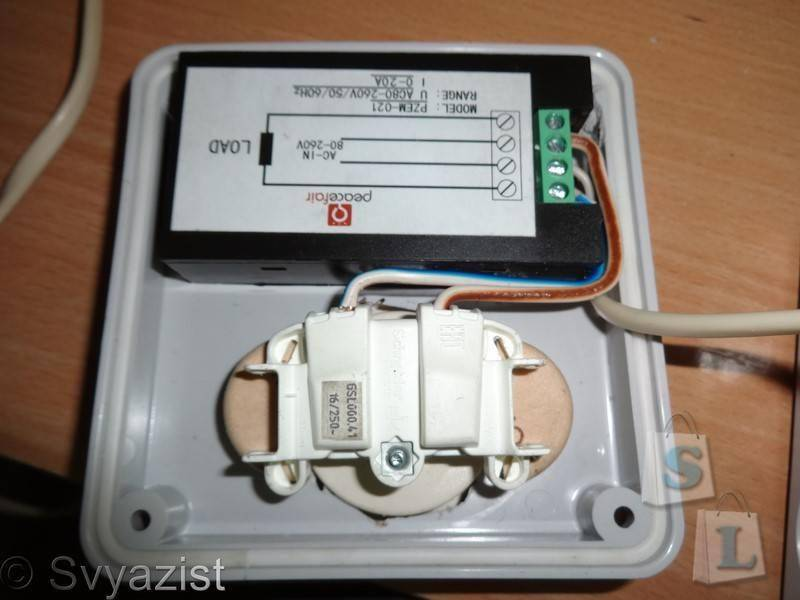 Banggood: Антикризисный ваттметр. Рукожопства пост или 20A Power Monitor Module AC Meter Panel.