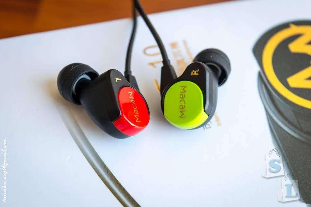 PenonAudio: Macaw RT-10 - Наушники с мощным басом и прекрасным вокалом