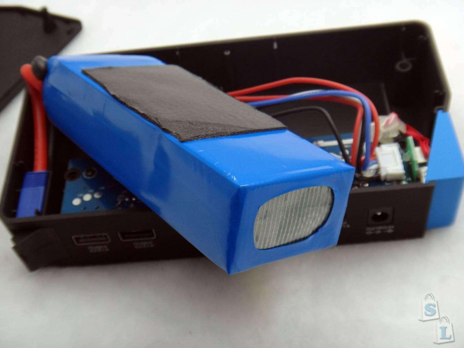 GearBest: JumpStarter для авто AnyPRO 15000 mAh 400А - powerbank для автомобиля