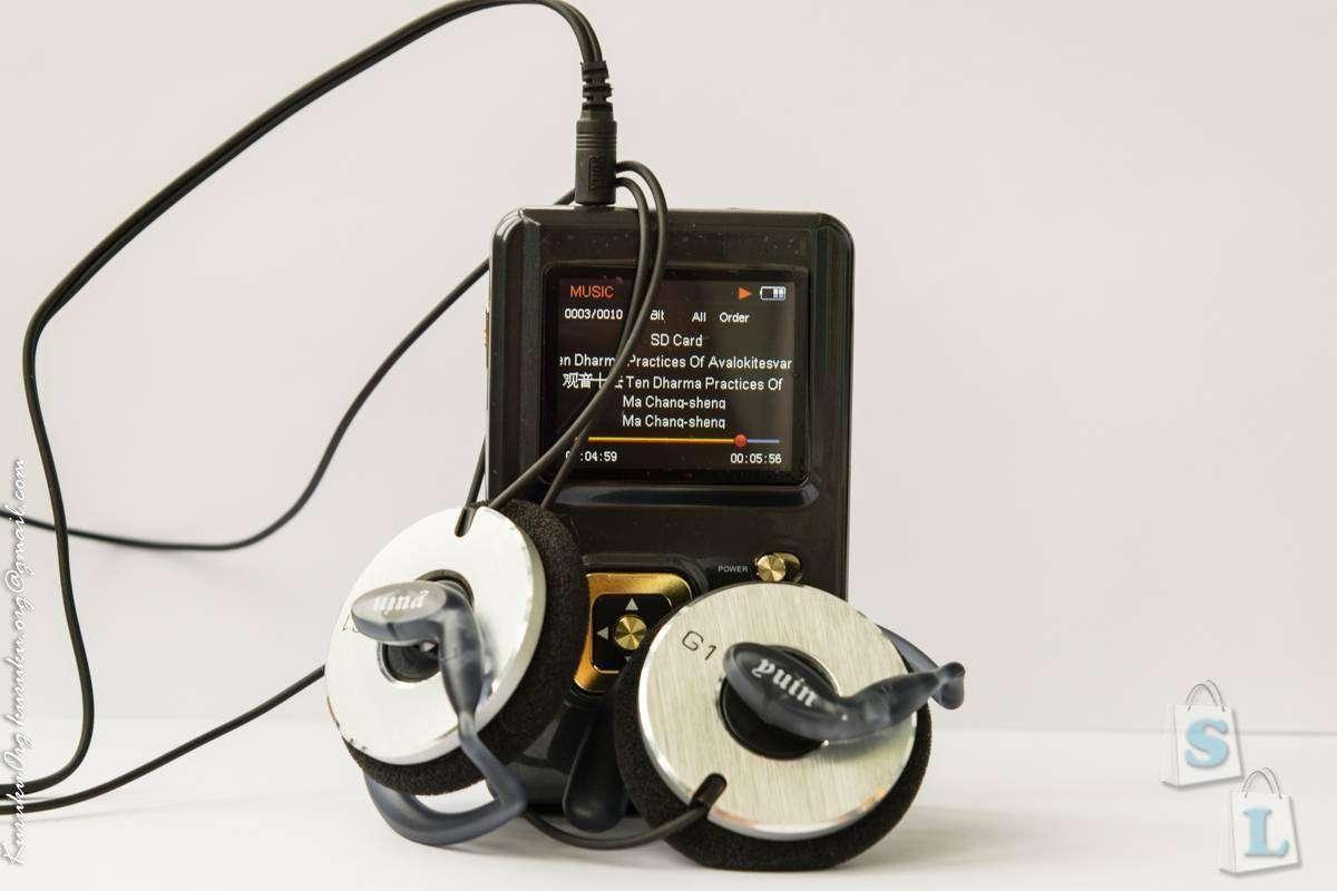 PenonAudio: Накладные наушники-клипсы YUIN G1A