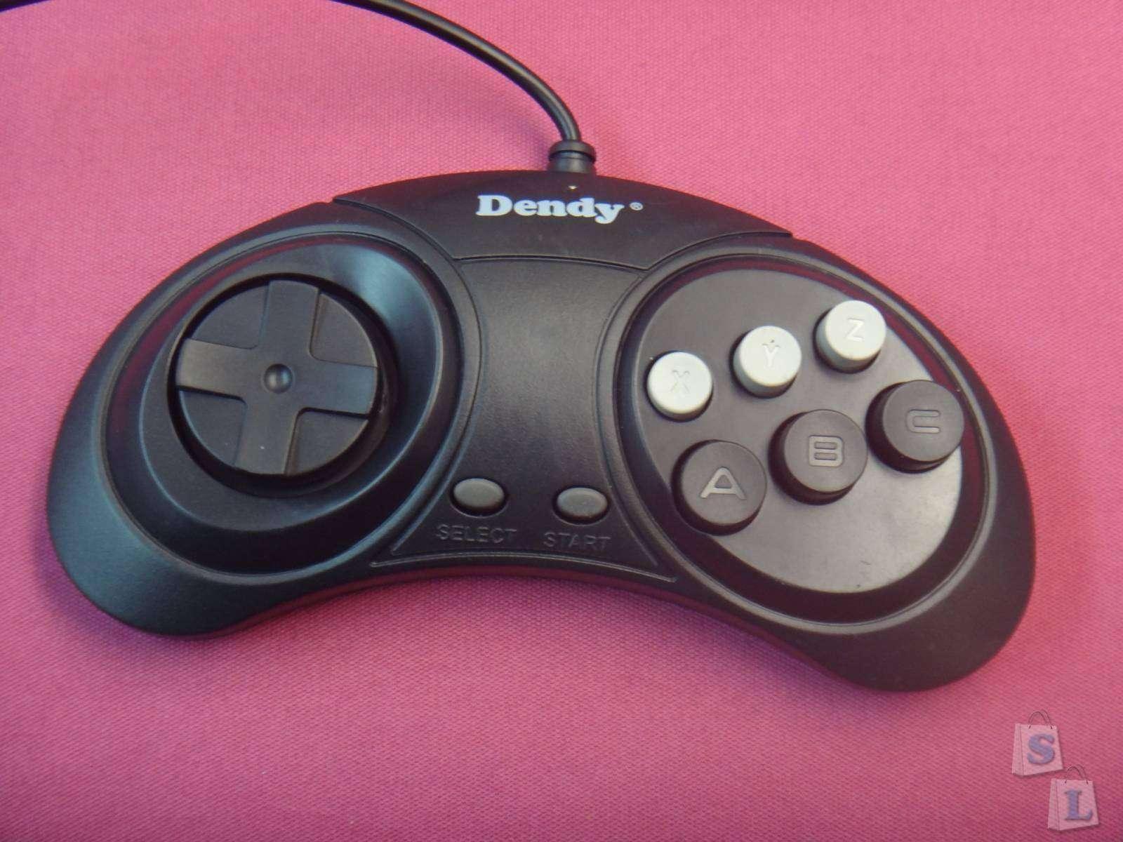 Другие - Украина: Обзор современной Dendy 2 8 Bit game console или хватит играть кинескоп посадишь