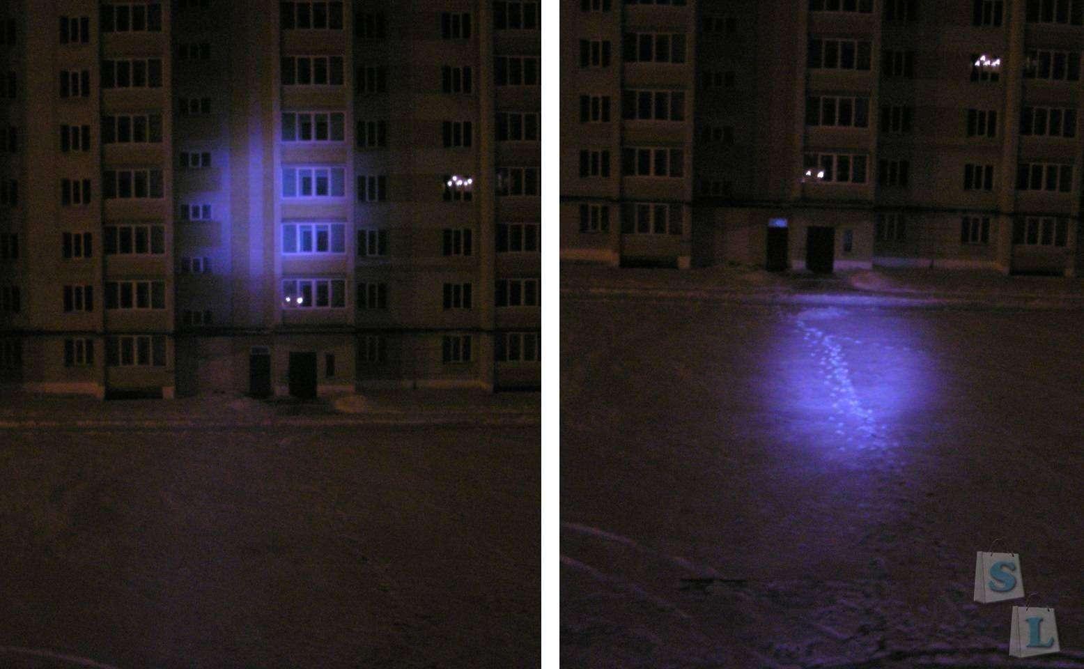 TVC-Mall: Водонепроницаемый фонарик - KINFIRE KCH CREE T6 (18650) с регулируемой яркостью