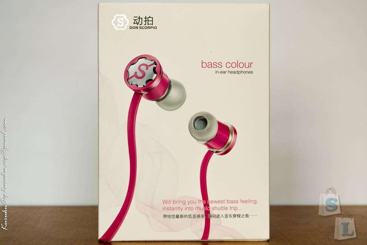 PenonAudio: Обзор наушников DONSCORPIO Bass Colour - Не только для блондинок!