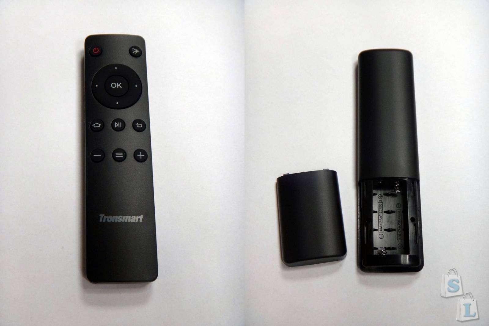 Geekbuying: Обзор Tronsmart Vega S95 Telos Amlogic S905 ТВ приставка которая прекрасно проигрывает все видеофайлы