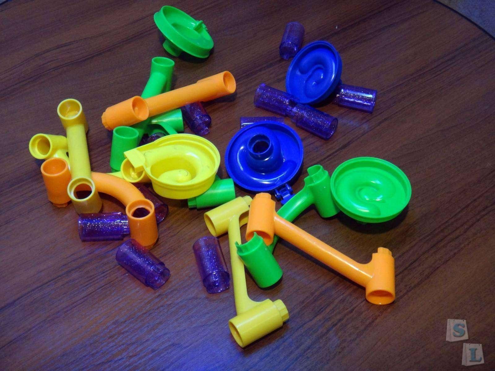 GearBest: HUADI TOYS 3D детская развивающая игра с эффектом домино 74 детали simba
