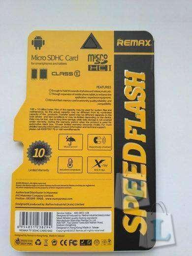 Banggood: Карта памяти REMAX на 64 GB