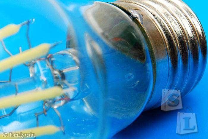 GearBest: Светодиодная Filament лампа с неприличным названием