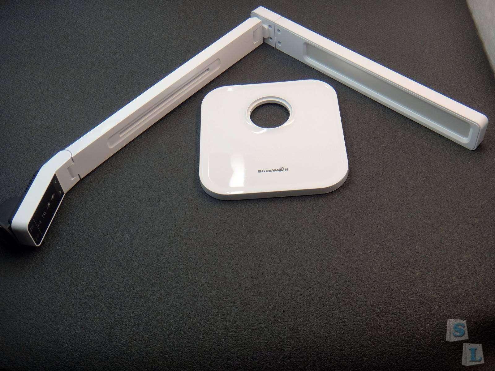 Banggood: Обзор BlitzWolf® BW-LТ1 'умная' LED лампа с хорошим функционалом