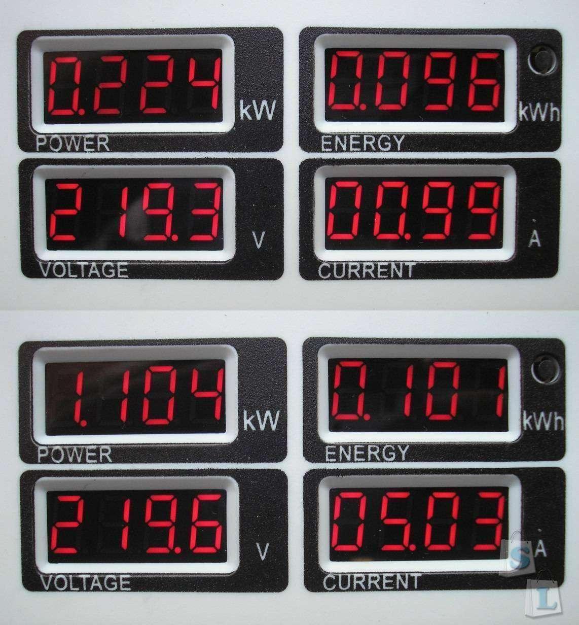 Banggood: ВольтАмперВаттметр с функцией счётчика (pzem-004)