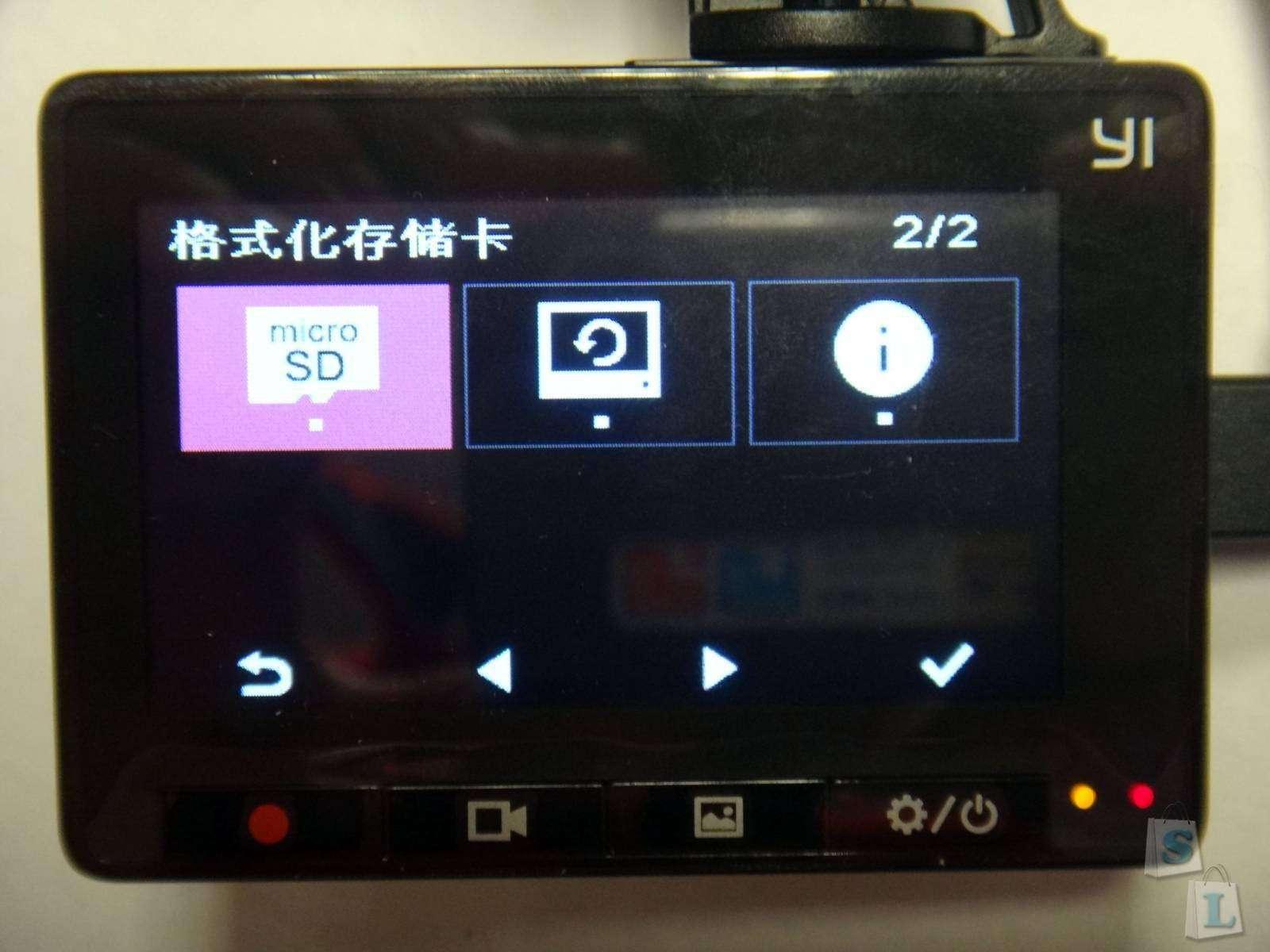 Aliexpress: Обзор Xiao Yi 1080P Car - автомобильный регистратор с WiFi от Xiaomi