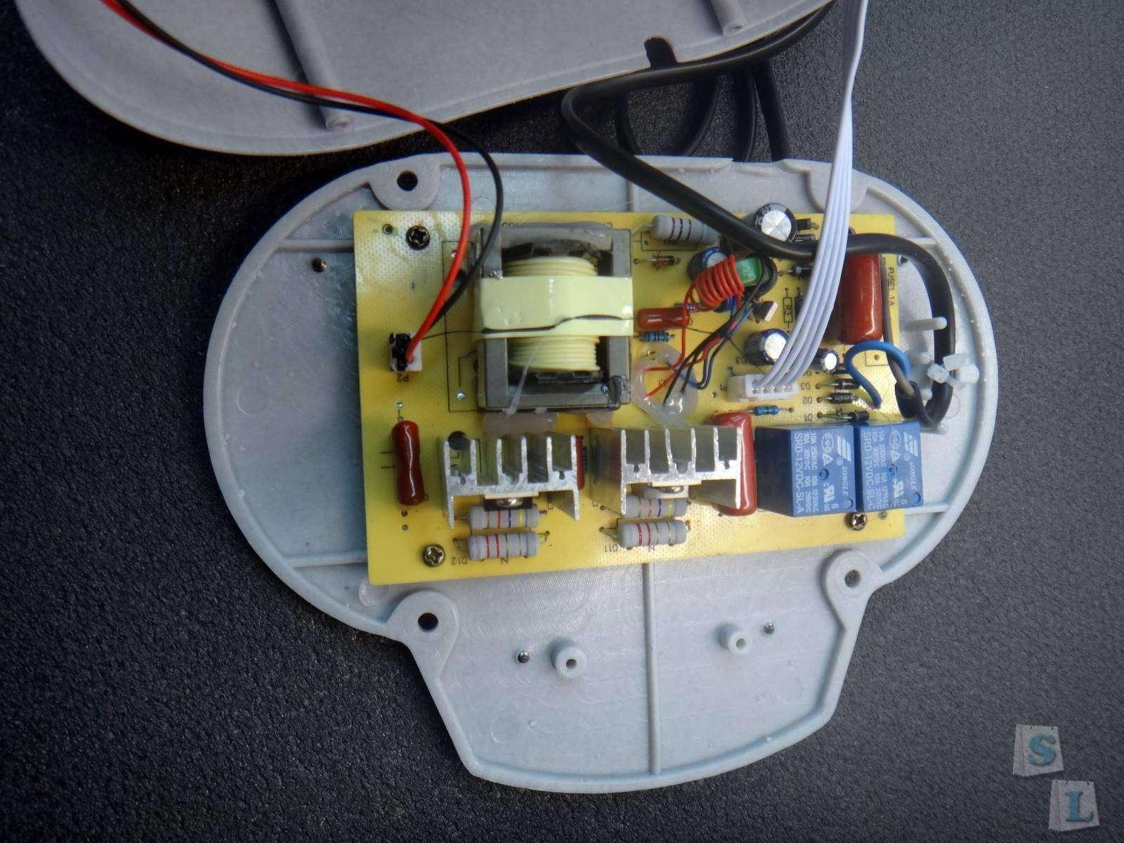 GearBest: DADI DA-968 ультразвуковая ванна для чистки - 40KHz 30W / 50W