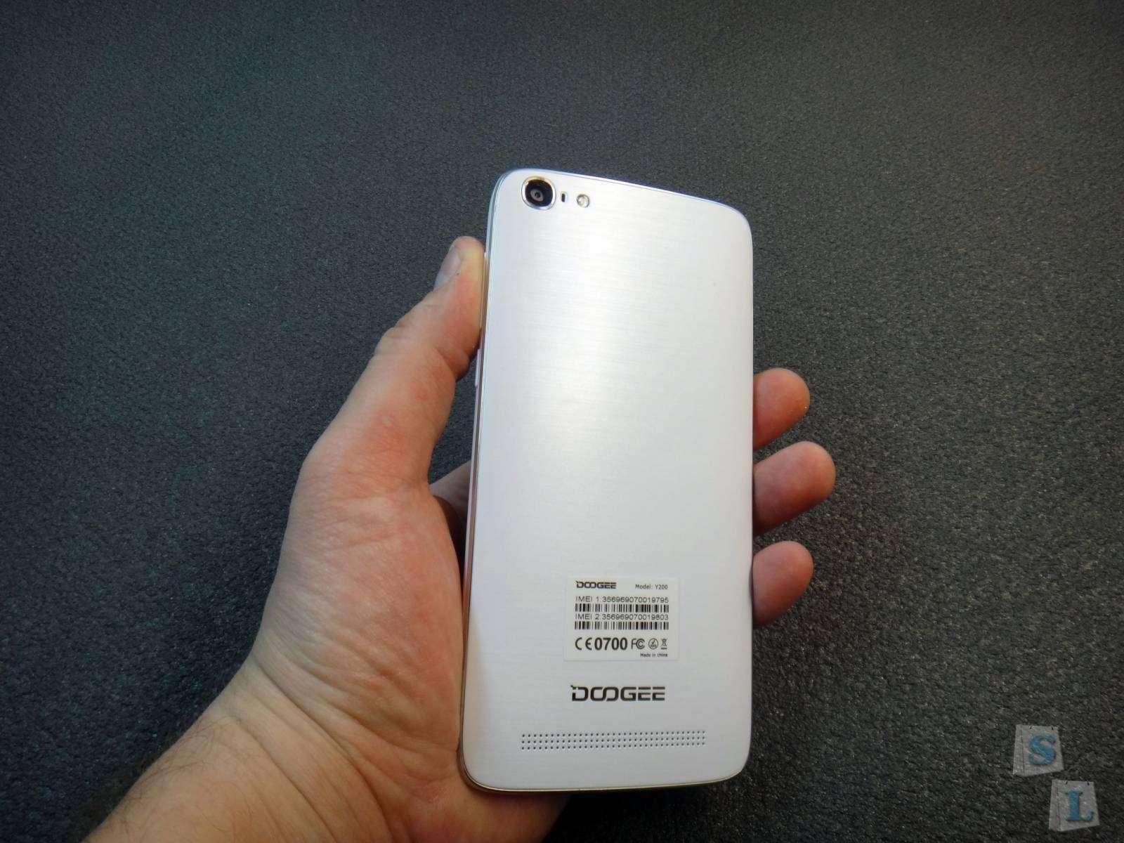 GearBest: Новинка от DOOGEE - Y200 или когда памяти достаточно