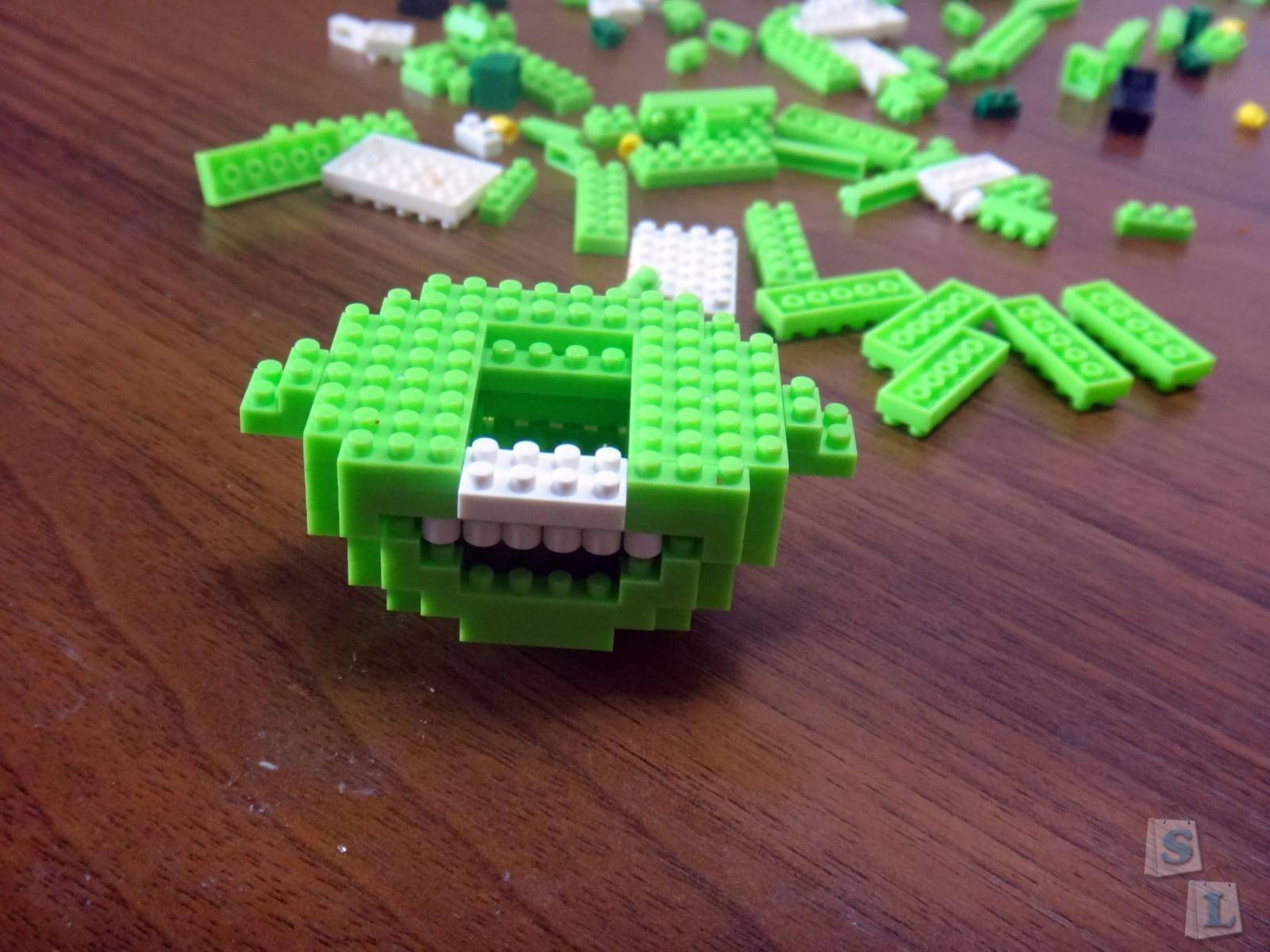 GearBest: Детский конструктор LOZ собираем из маленьких деталей интересных персонажей