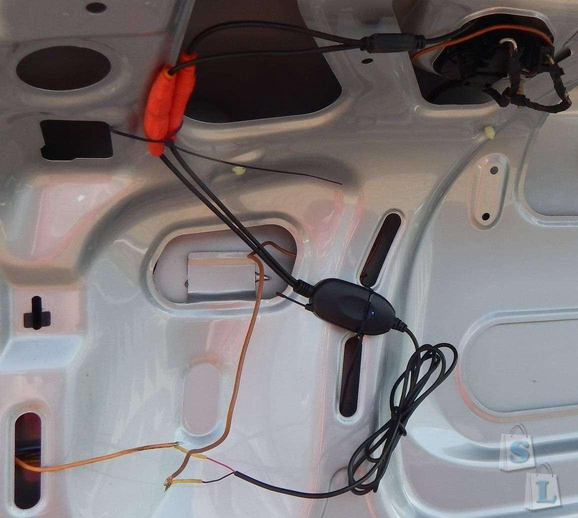 GearBest: Камера заднего вида для автомобиля