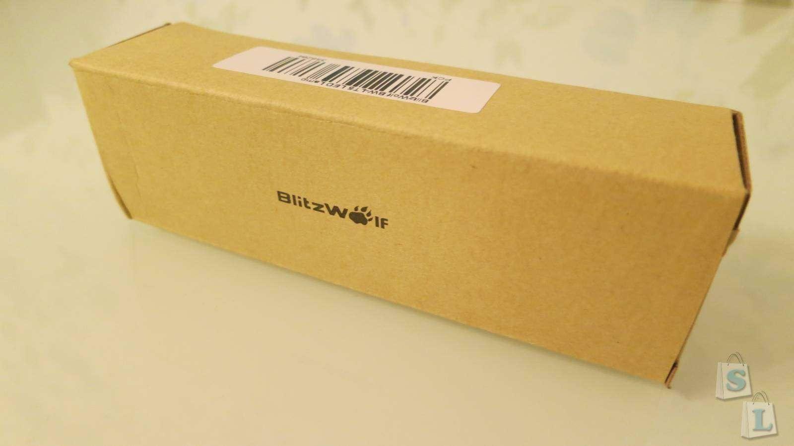 Banggood: Кемпинговый фонарь-павербанк BlitzWolf® BW-LT5