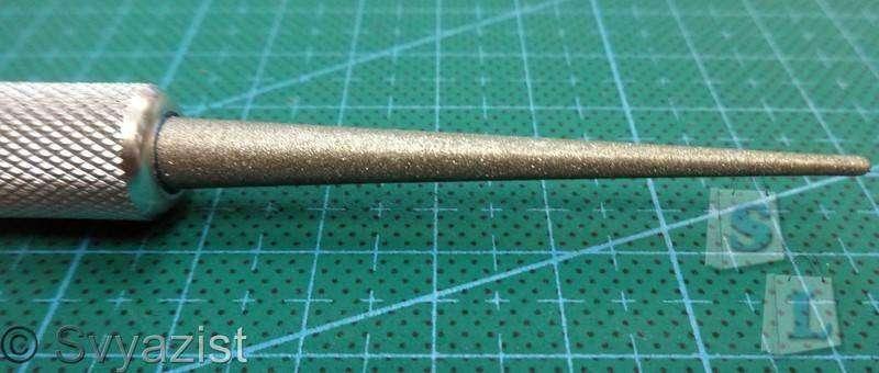 Banggood: Алмазная карманная точилка для ножей. Для походов и рыбалки.