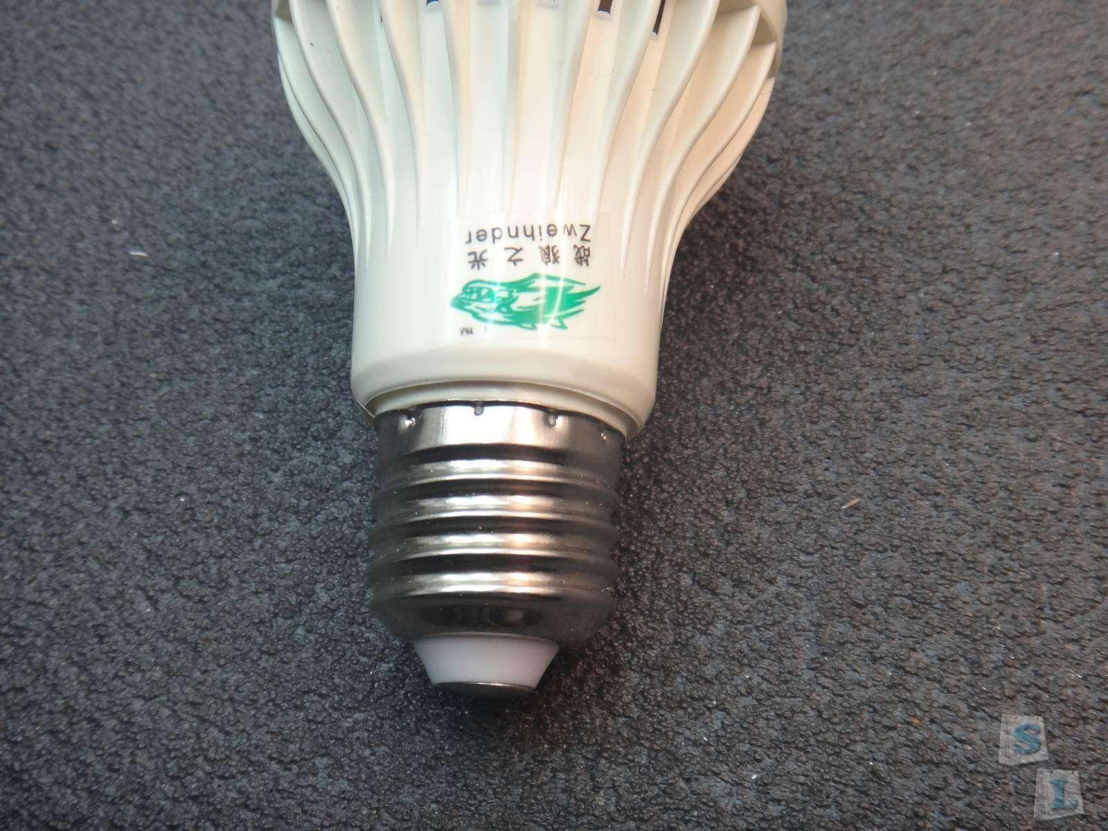 GearBest: Обзор и доработка LED ламп Zweihnder попытка избавиться от пульсаций
