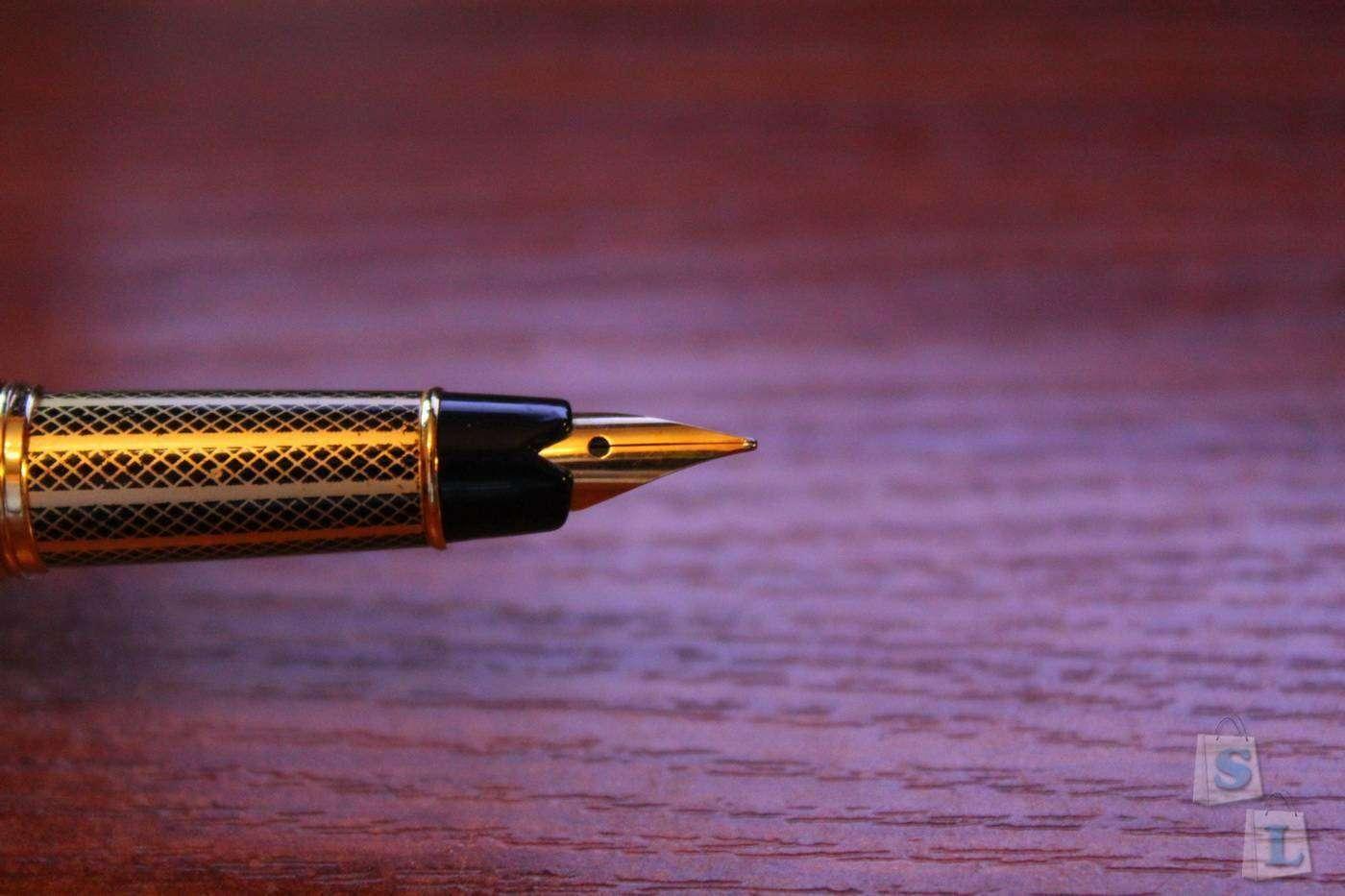 GearBest: Хорошая перьевая ручка, за мало денег. Знакомьтесь - Yongsheng 050