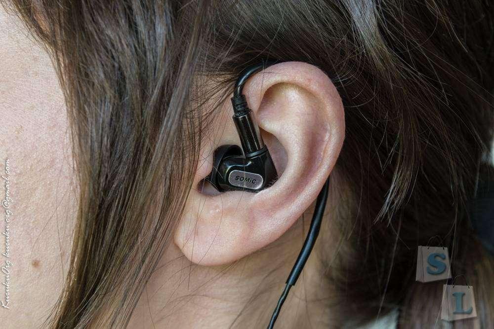 PenonAudio: Наушники-гарнитура со сменными кабелями Somic MH415