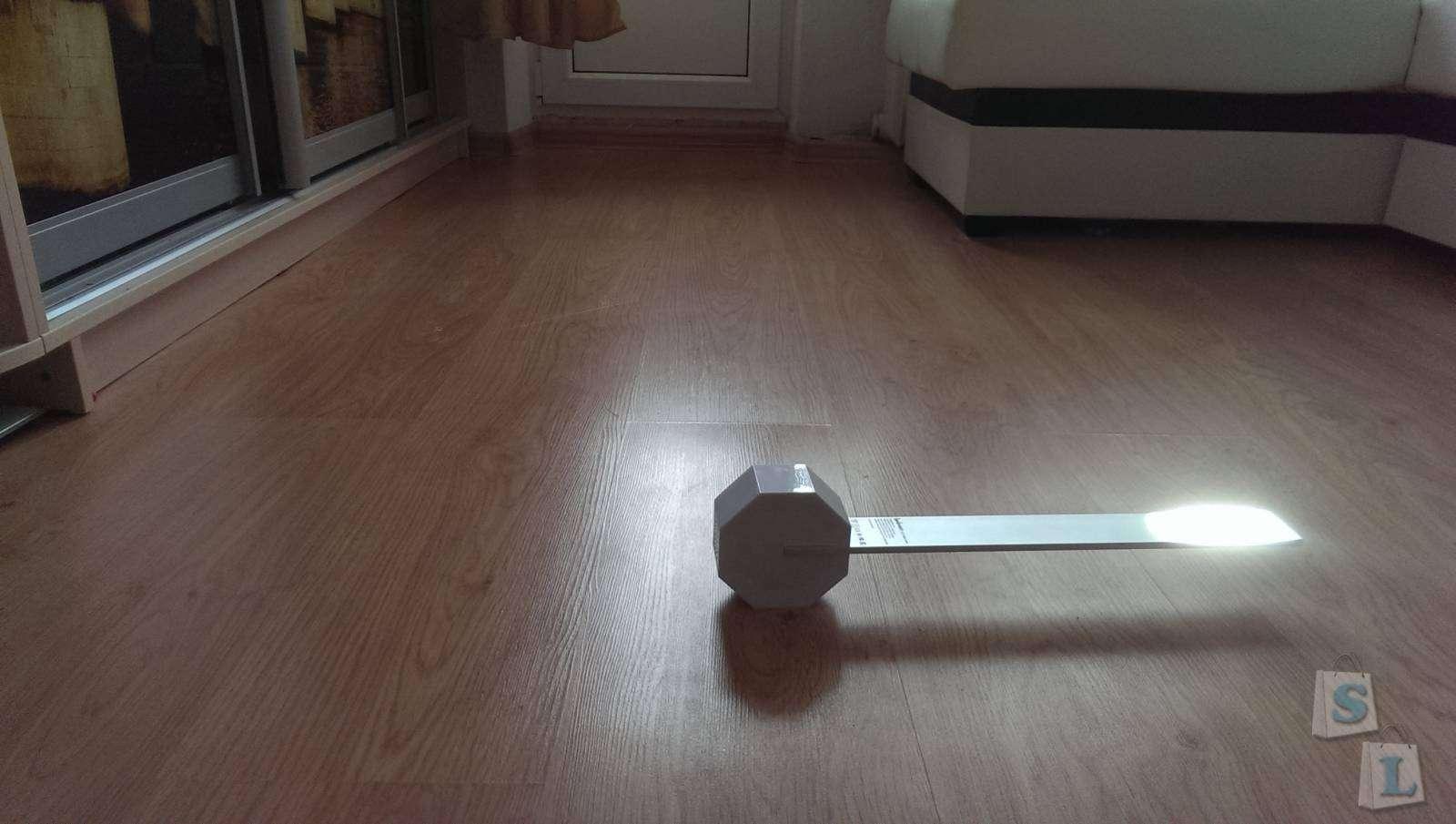Banggood: Настольная лампа от BlitzWolf® с довольно необычным дизайном.