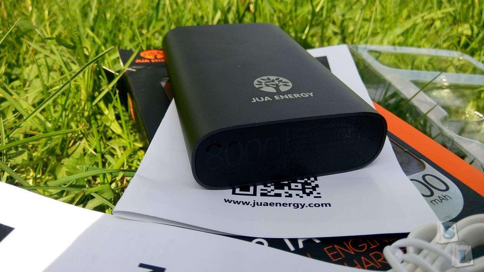 Aliexpress: Power Mate A2 - отличный PowerBank от Jua Energy