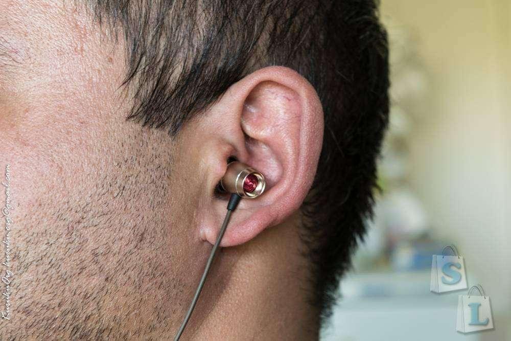 PenonAudio: Наушники-гарнитура SAIJIANPU SJP800 - Приятное знакомство