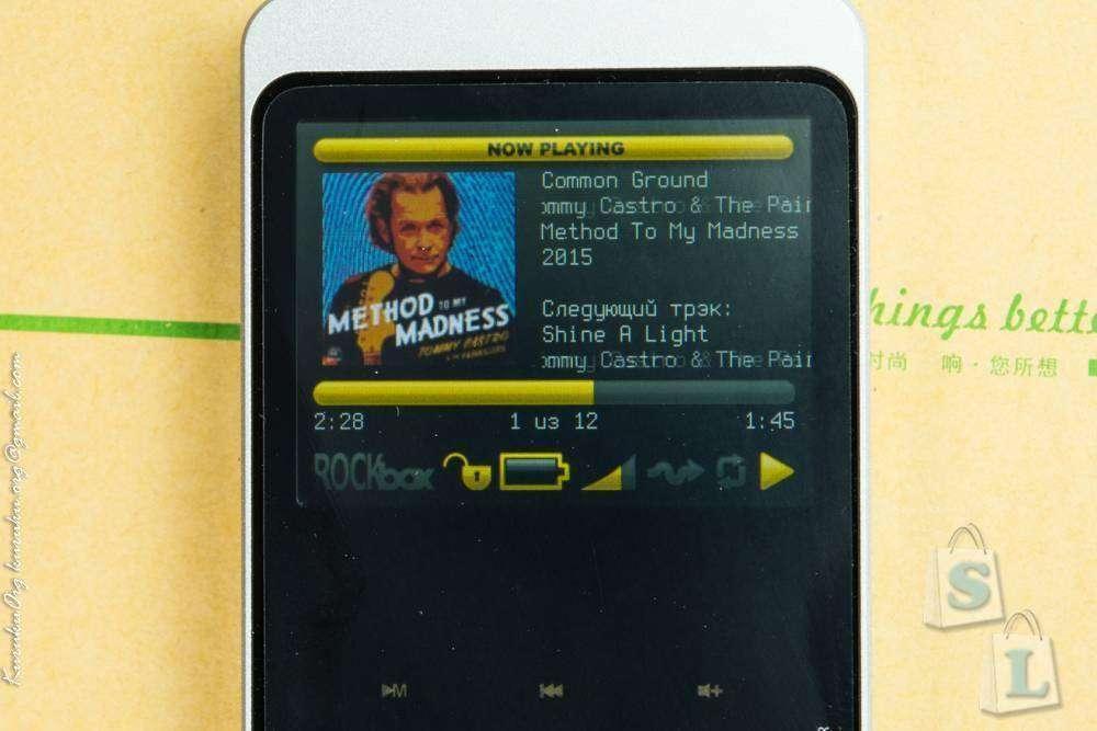 PenonAudio: Обзор музыкального HiFi плеера XUELIN IHIFI770C (Upgrade Version wm8740)