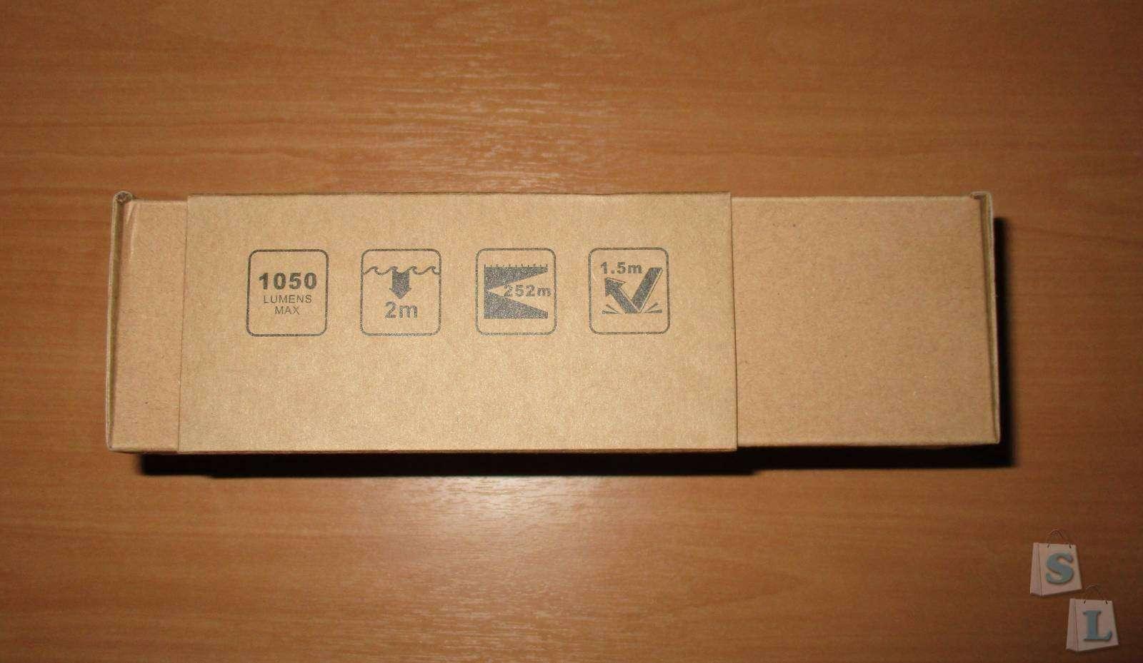 GearBest: Еще один обзор Manker Quinlan U11