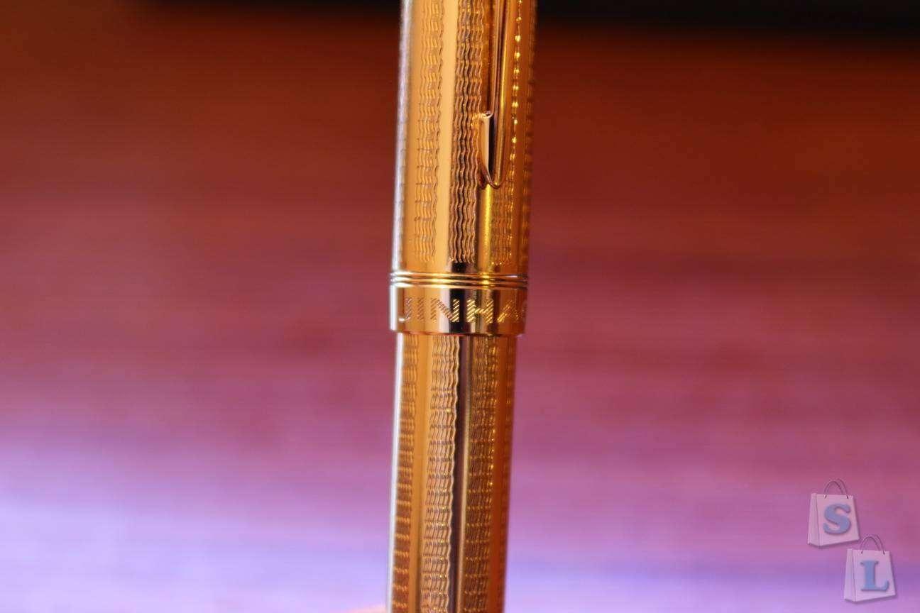 GearBest: Перьевая ручка Jinhao 601. Неплохое перо с приятным дизайном :)