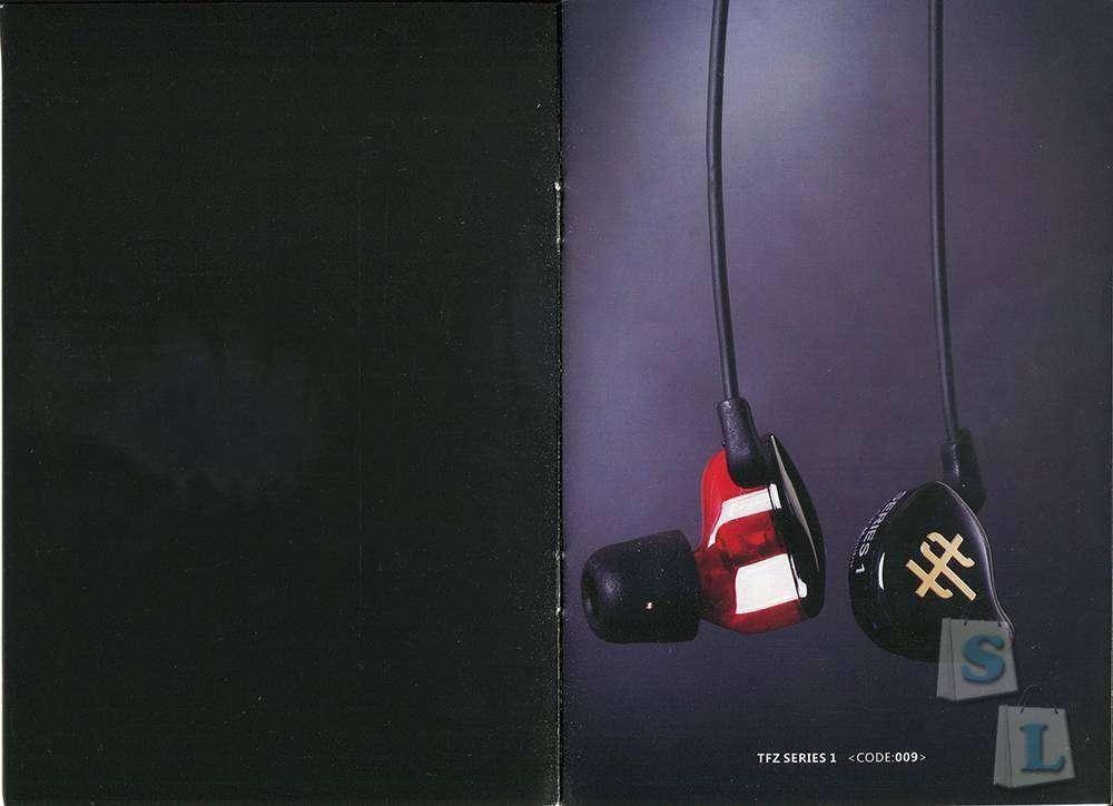 PenonAudio: TFZ SERIES 1 - Красивые наушники с отличным звуком