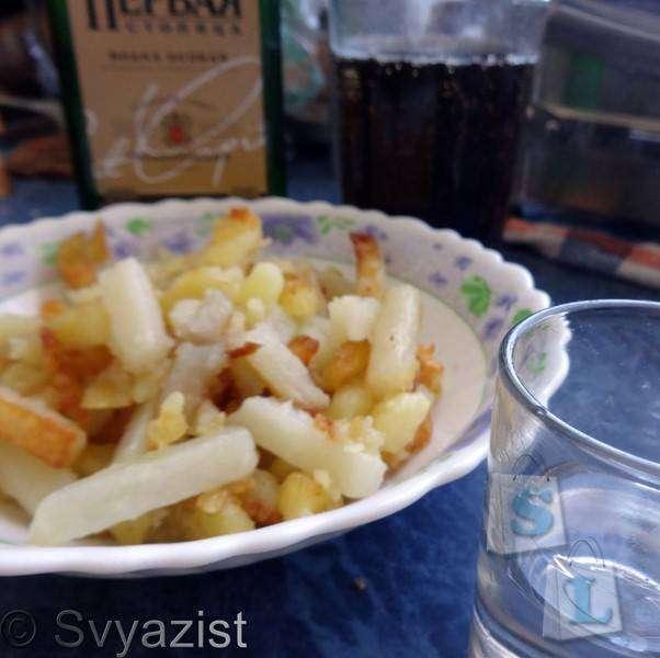 Banggood: Картофелерезка из нержавеющей стали.