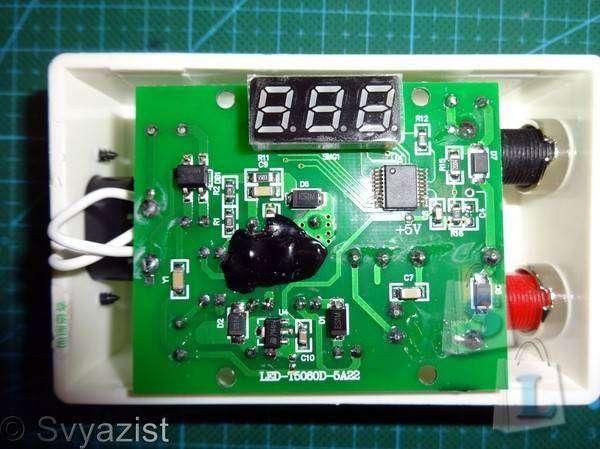 Banggood: Тестер светодиодов с автоматическим выбором параметров SID-GJ2C.