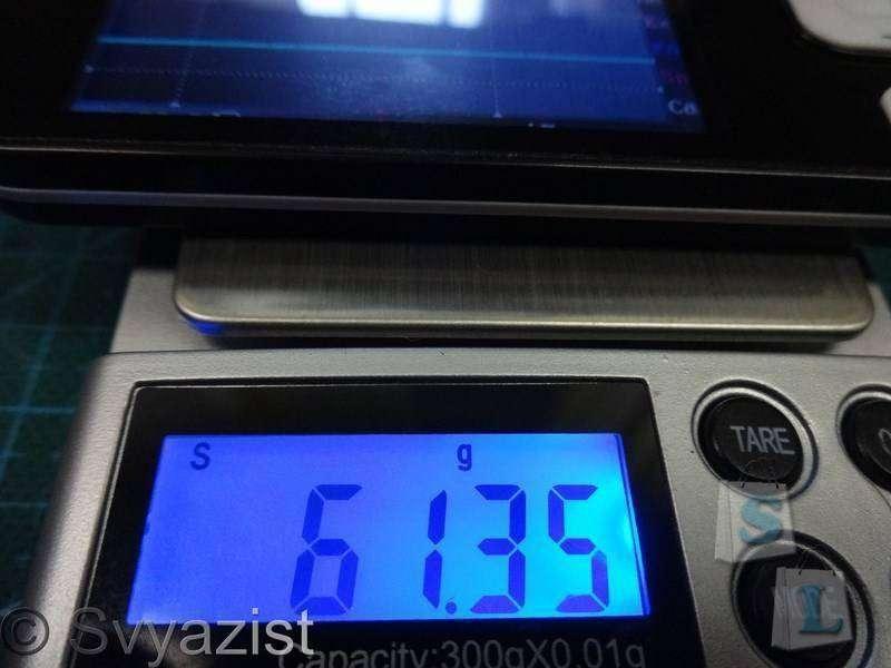 Banggood: Карманный цифровой осциллограф Mini DSO201 Nano.