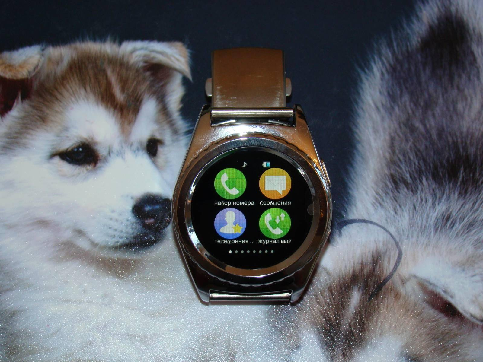 Другие: No.1 G4 – пожалуй самые дешевые умные часы с круглым циферблатом.