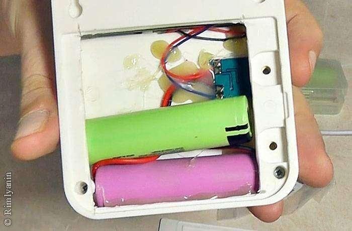 Banggood: DIY: переделка LED светильника ARILUX™ AL101N на Li-Ion и зарядку от USB