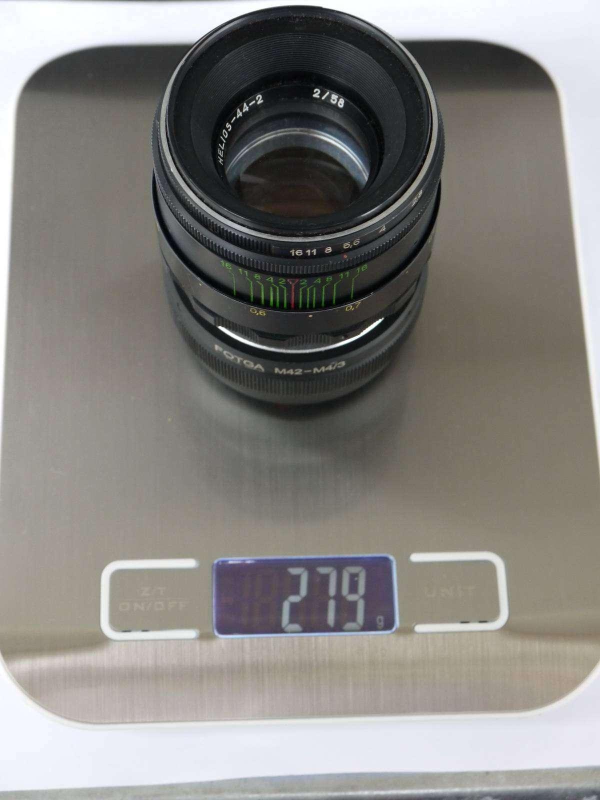 Banggood: CCTV объектив 25mm f/1.4 на беззеркалку.