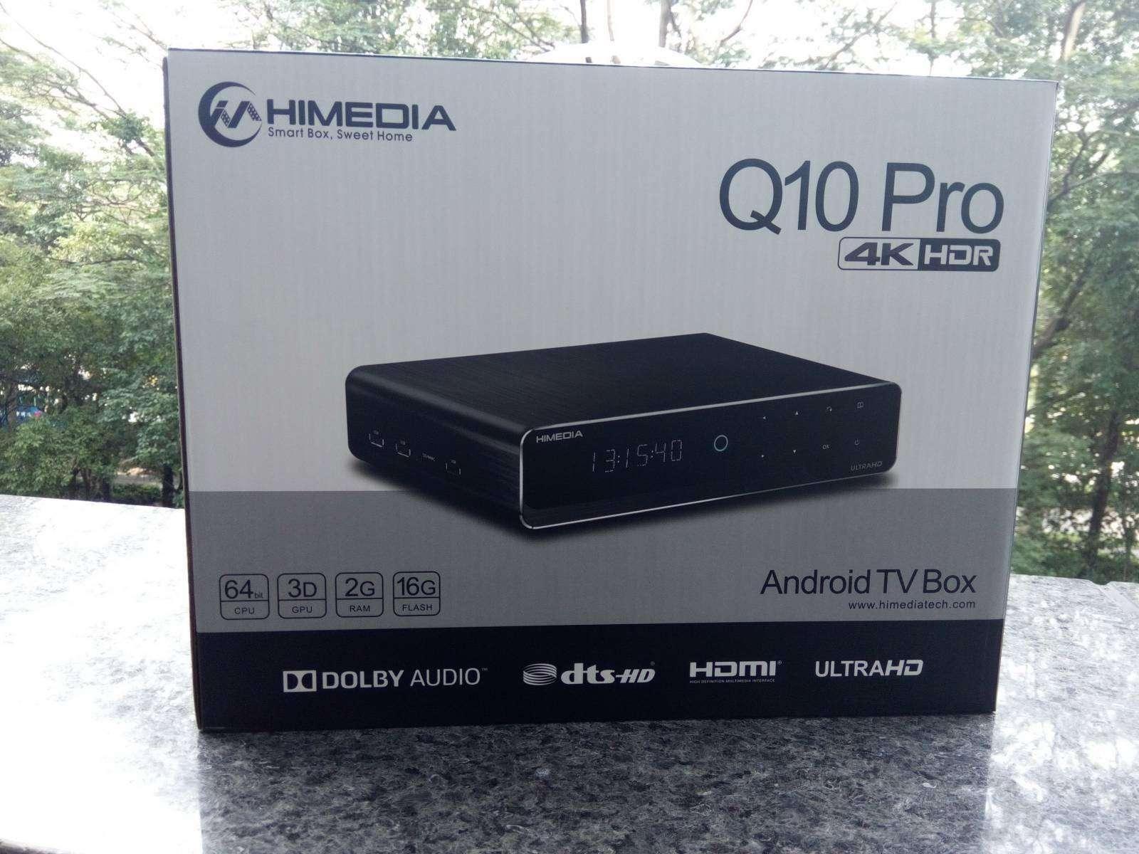 Ebay: Большой обзор HiMedia Q10 Pro - Android TV Box, оснащенной Hisilicon Hi3798C V200