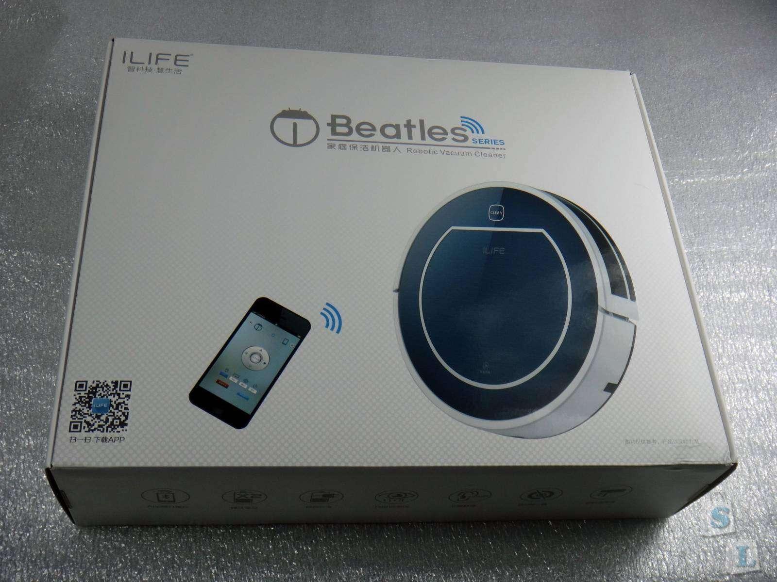 GearBest: Chuwi ILIFE V7- обзор робота пылесоса практически идеального для домашних нужд