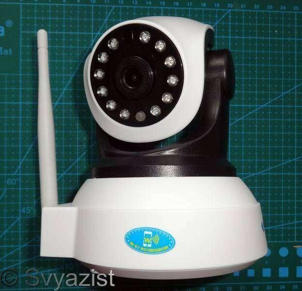 Banggood: Беcпроводная IP CCTV камера VStarcam C7824WIP с разрешением 720P