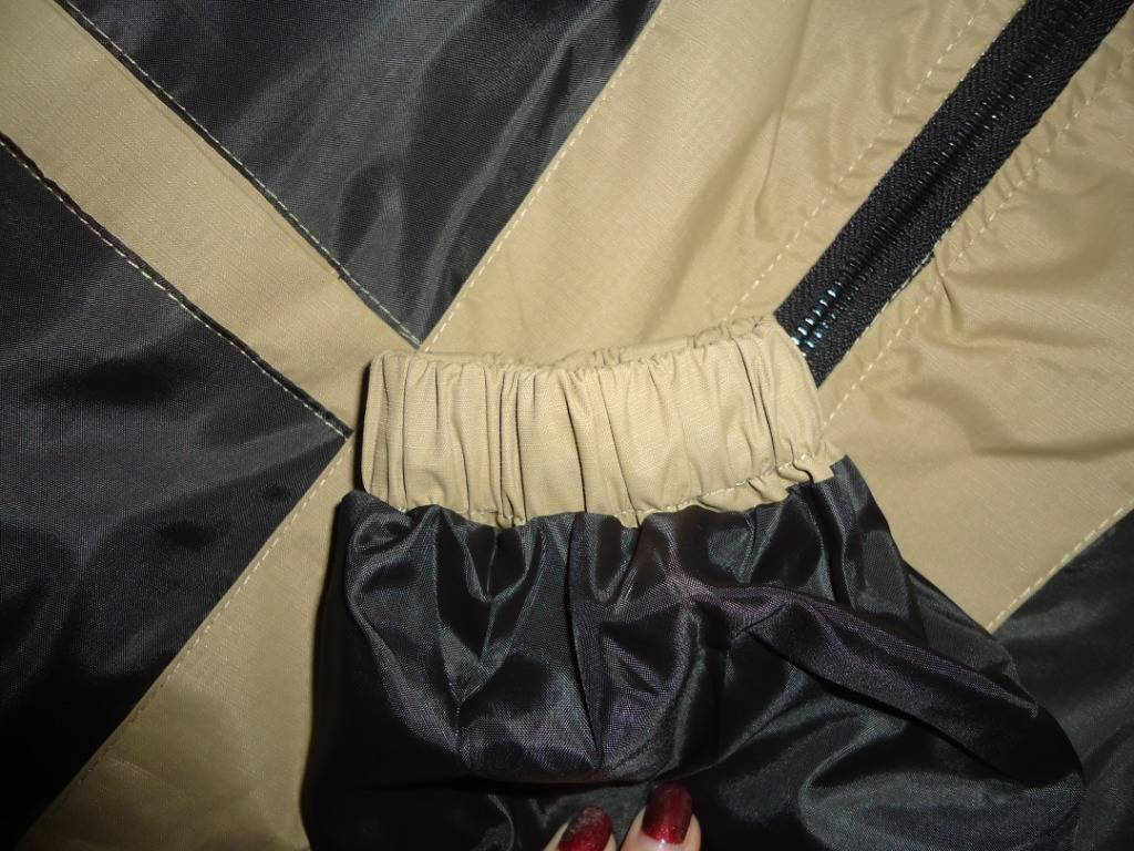 Banggood: Мужская ветровка цвета хаки