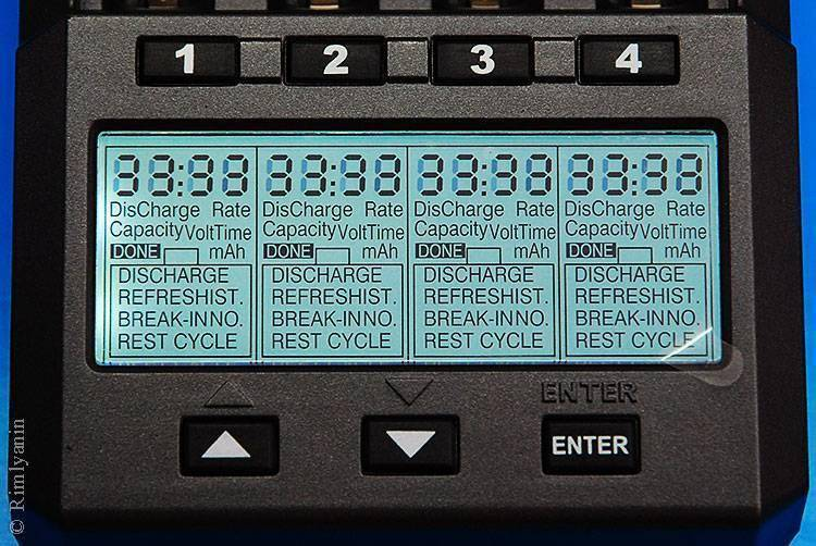 Banggood: SkyRC NC2600 - многофункциональное зарядное устройство и анализатор для AA/AAA NiMH/NiCd аккумуляторов.