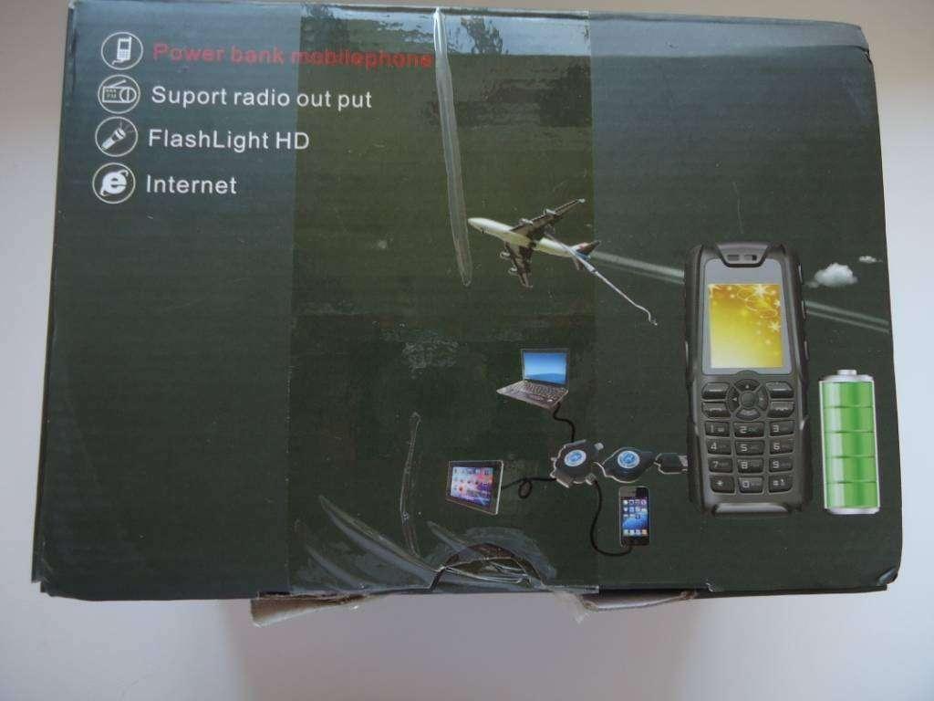 ChinaBuye: Мобильный телефон Xiaocai X6 с огромной батареей