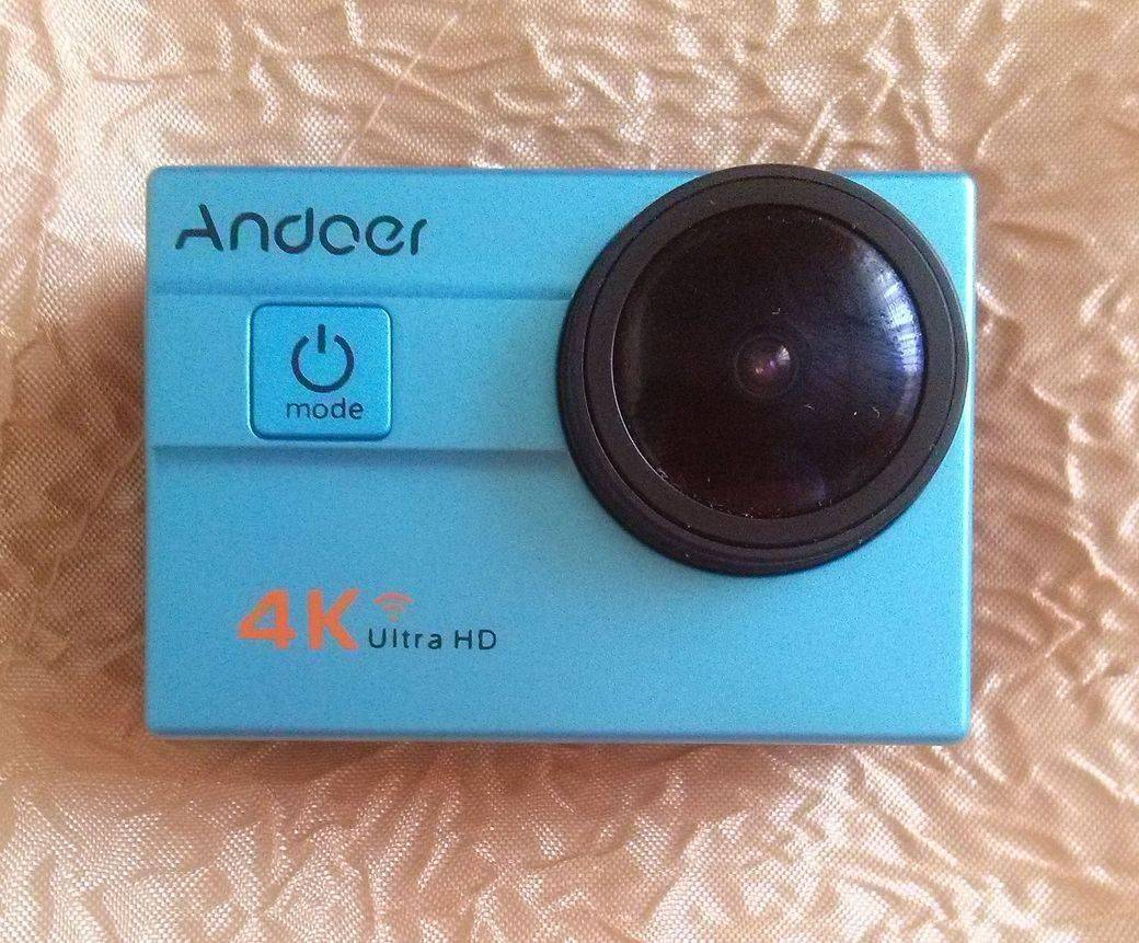 TomTop: Экшн камера Andoer