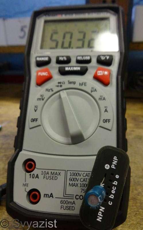 Banggood: Мультиметр Mustool® MT826 с True RMS.