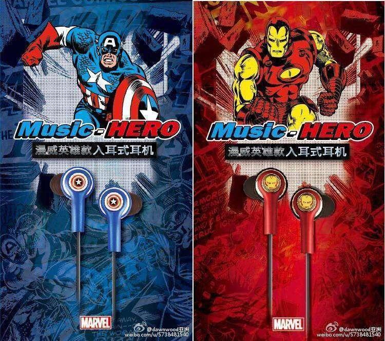 PenonAudio: Обзор наушников Dawnwood GT-36 - Добро пожаловать во Вселенную героев комиксов MARVEL