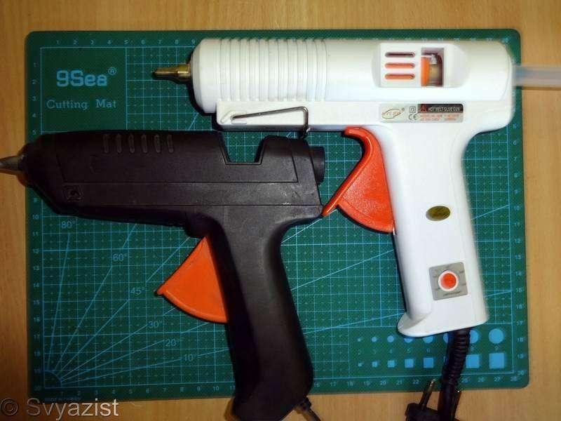 Banggood: Термоклеевой пистолет NL-308.