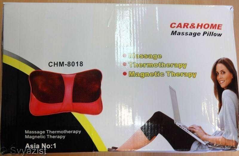 Banggood: Массажер CHM-8018 для дома и автомобиля.