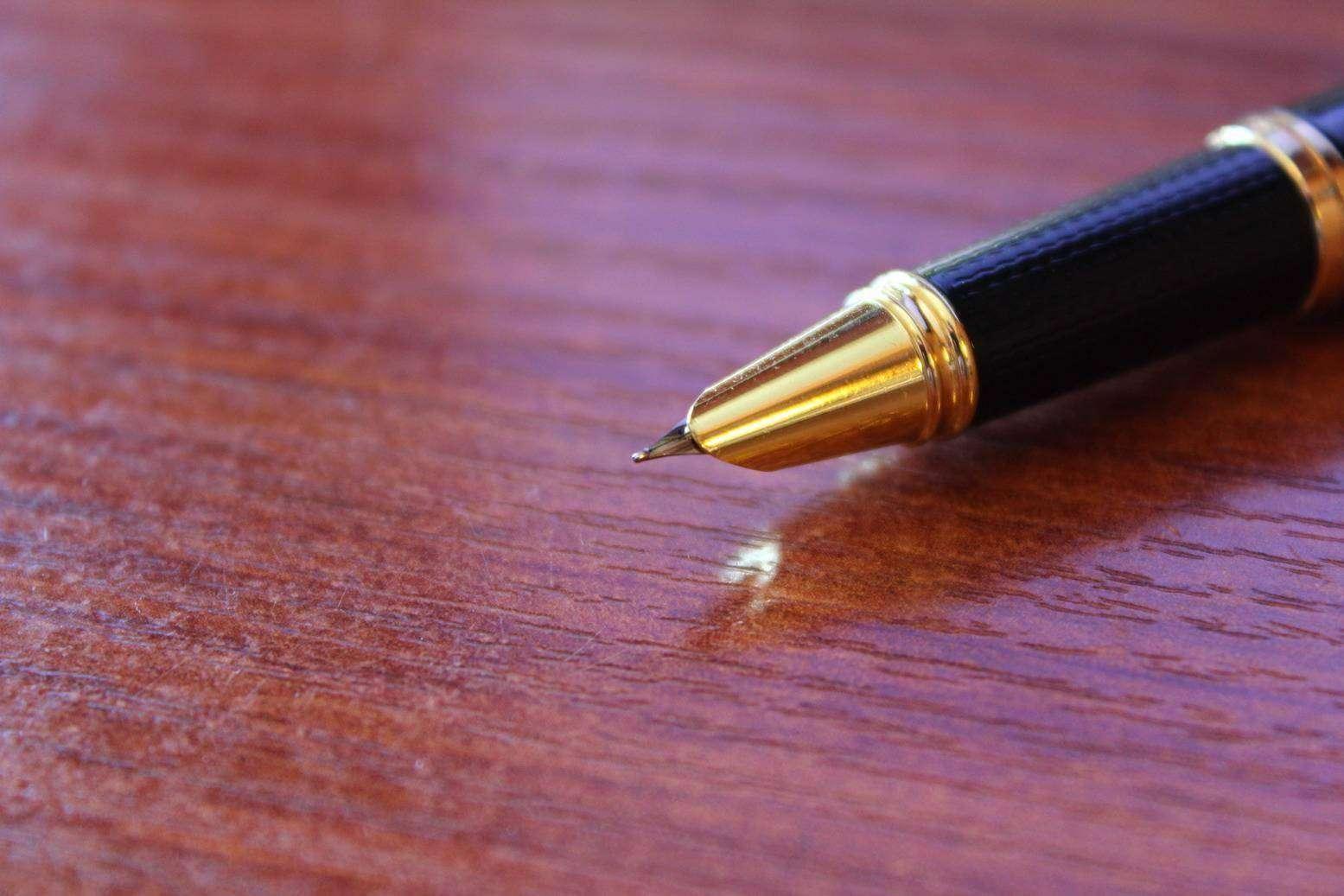 GearBest: Красивая тонкопишущая перьевая ручка Hero 903