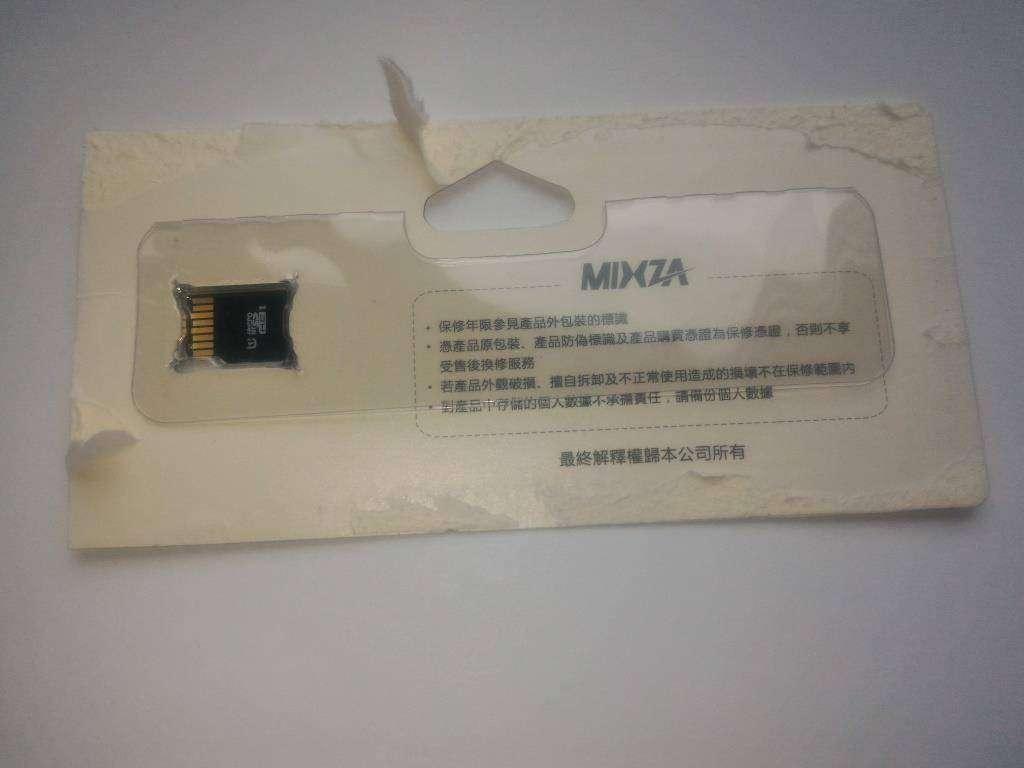 GearBest: MicroSD Mixza на 16Gb